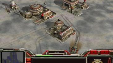 "Command & Conquer Generals: Zero Hour ""Карта - The Snow Map"""