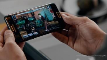 Samsung показала Galaxy S7 Edge с дизайном для фанатов Бэтмена