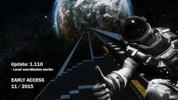 Вышло обновление 01.110 для проекта Space Engineers