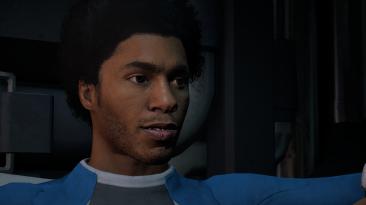 """Mass Effect: Andromeda """"Замена ванильной причёски Лиама"""""""
