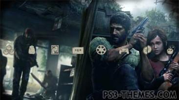 """The Last Of Us """"Динамическая тема для PS3 (Дым) (4)"""""""