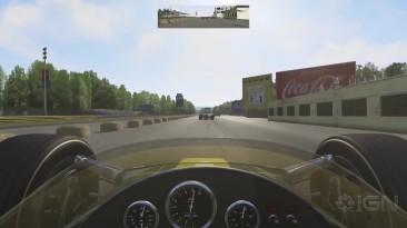 "Assetto Corsa ""Геймплей на трассе Монца"" PS4"
