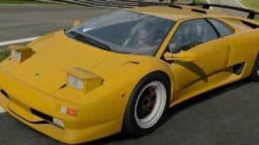 "Shift 2 ""Lamborghini Diablo"""