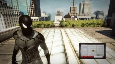 "Amazing Spider-Man, the ""Style Batman"""