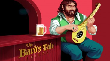 Трейлер The Bard's Tale Trilogy
