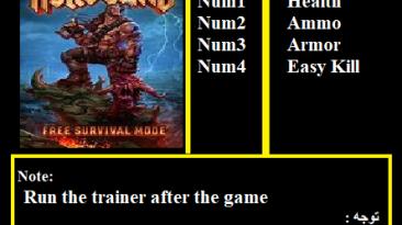 Hellbound: Трейнер/Trainer (+4) [1.1.1] {Abolfazl.k}