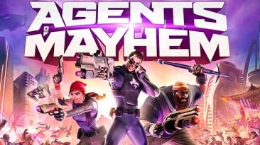 Agents of Mayhem: Сохранение/SaveGame (Поэтапное прохождение со всеми персонажами и дополнениями)