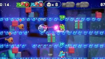 Платформер Bubble Bobble 4 Friends выйдет на PS4 этой зимой