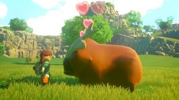 Приключенческая ролевая игра Yonder: The Cloud Catcher Chronicles выйдет на Nintendo Switch 17 мая