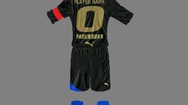"""FIFA 12 """"SC Padeborn Kit By MrMegaGamer2000"""""""