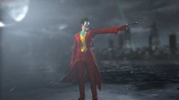 "Batman: Arkham Origins ""joker from movie 2019 (joaquin phoenix)"""