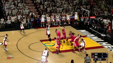NBA 2K14. Леброн и компания