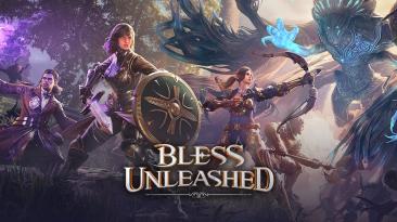 В Bless Unleashed начался второй этап ЗБТ