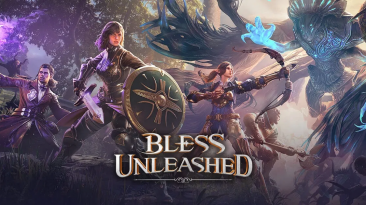 Объявлена дата следующего закрытого бета-тестирования Bless Unleashed для ПК