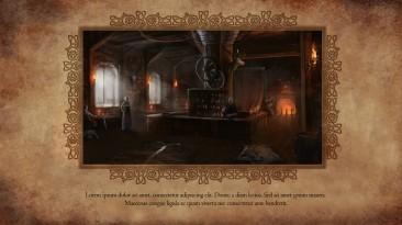"Elder Scrolls 5: Skyrim ""Enderal - Новый фон загрузочного экрана / Loading-Screen Mockup"""