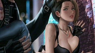 Теперь можно понюхать Джилл Валентайн: Capcom анонсировала духи