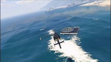 """Grand Theft Auto 5 """"Underwater House (дом под водой)"""""""