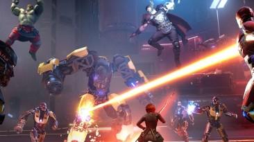 """""""Мстители"""" готовятся покорить PlayStation 5 и Xbox Series X S"""