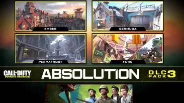 Call of Duty: Infinite Warfare - Трейлер обновления Absolution