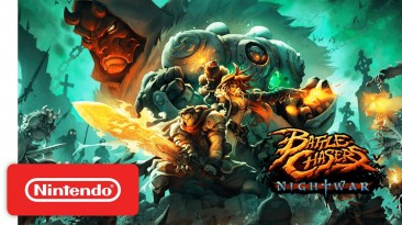 Ожидаемая ролевая игра Battle Chasers: Nightwar выйдет и на Nintendo Switch
