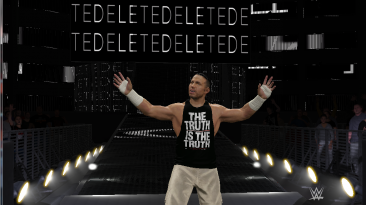 "WWE 2K17 ""Matt Hardy '21 (Лицевая анимация) WWE 2K19 Порт Мод"