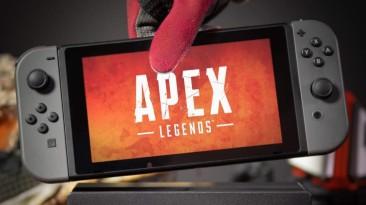 Подробности физического издания Apex Legends для Nintendo Switch