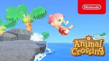 Летнее обновление Animal Crossing: New Horizons добавит дайвинг