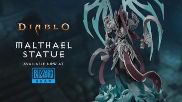 Мастерская Blizzard: Статуя Малтаэля из серии Blizzard Legends