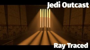 Фанат работает над модом с полной трассировкой лучей для Star Wars Jedi Knight II: Jedi Outcast
