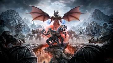 Релиз The Elder Scrolls Online для PS5 и Xbox Series перенесен