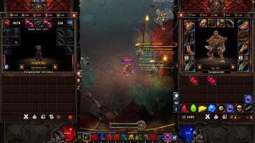 "Torchlight 2 ""Diablo 3 UI"""