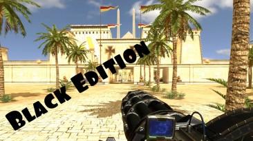 "Serious Sam HD: The Second Encounter ""XM214-A Minigun Black Edition (From SS2)"""