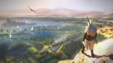 """Assasin's Creed: Origins """"пак из 5 высококачественных обоев"""""""