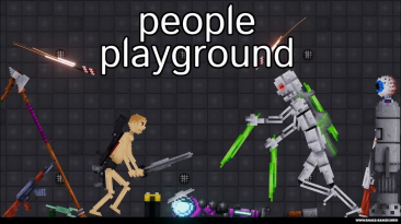 "People playground ""Оружие террора"""