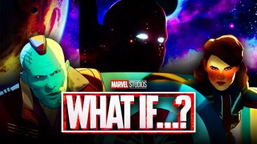 """Утечка: персонажи мультсериала """"Что, если...?"""" от Marvel Studios"""