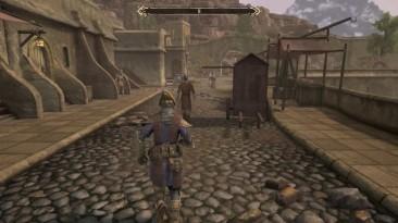 11 минут геймплея Skywind - фанатского ремейка TES 3: Morrowind