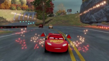 Опубликован геймплейный трейлер Cars 3: Driven to Win