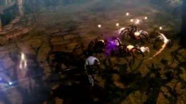 """Dungeon Siege 3 """"Katarina Trailer"""