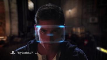 Анонс Blood & Truth для PS VR