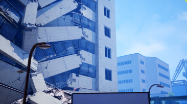 """Disaster Report 4 """"Улучшение цветов"""""""