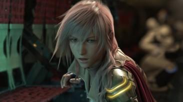 Игроки на Xbox One X получили обновленную и улучшенную трилогию Final Fantasy 13