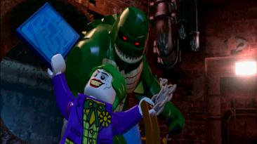 """LEGO Batman 3: Beyond Gotham """"joker the lego batman 2"""""""