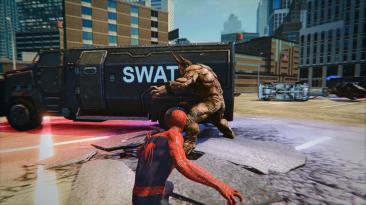 """The Amazing Spider-Man """"Графика в стиле PS4"""""""