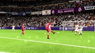 Эволюция FIFA - FIFA 98 vs. FIFA 08 vs. FIFA 18 Сравнение графики