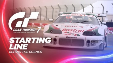 Новый трейлер Gran Turismo 7
