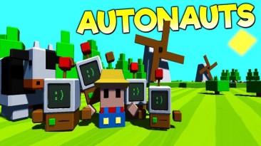 Autonauts - песочница, полная очаровательных роботов, которых можно программировать