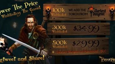 Авторы The Bard's Tale IV определят цену игры с помощью игроков