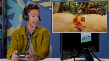 Самая сложная игра?!   Crash Bandicoot N Sane Trilogy