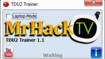 Test Drive Unlimited 2: Трейнер/Trainer (+14) [v083 build 5] {MrHackTv}