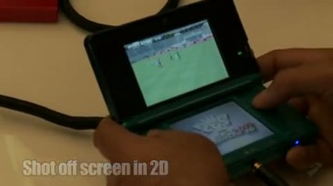 "PES 2011 ""Геймплей на Nintendo 3DS (Кам.)"""